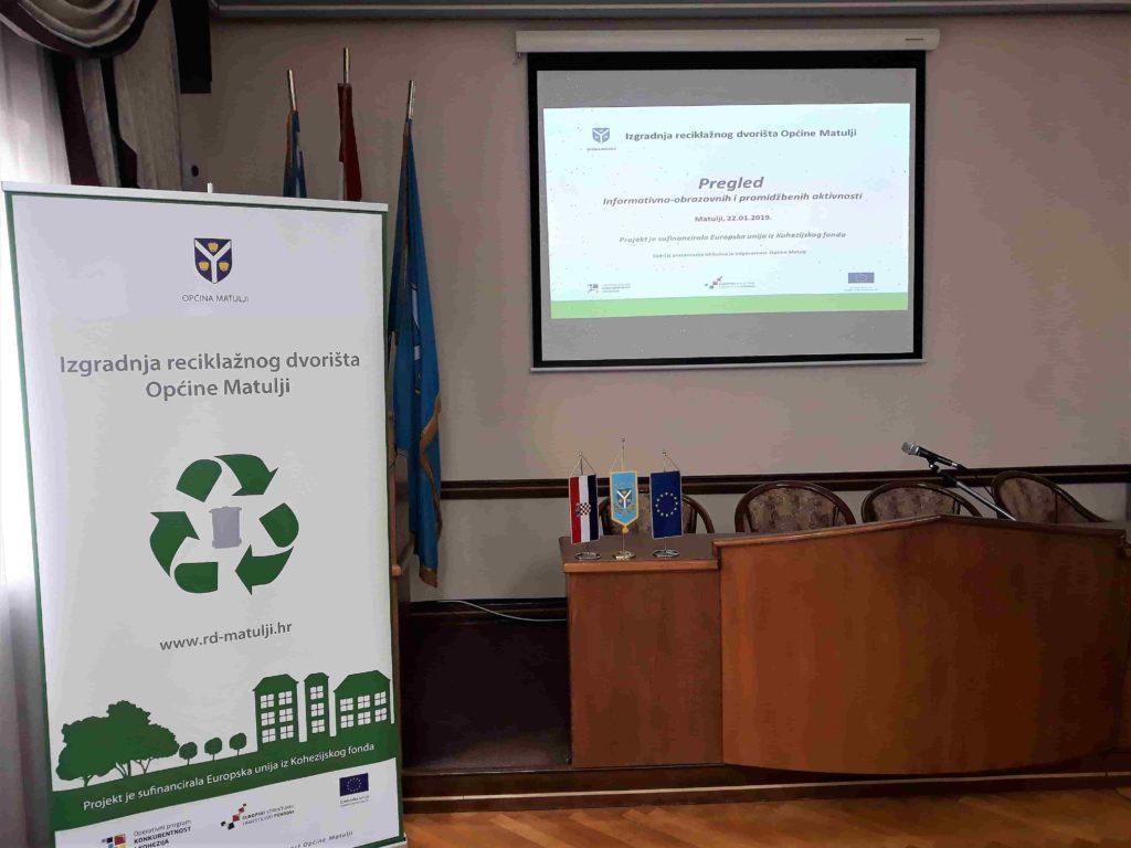 prezentacija reciklažnog dvorišta